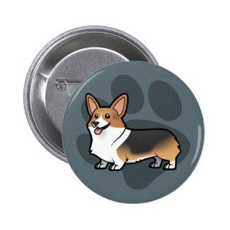 Concevez votre propre animal familier badges