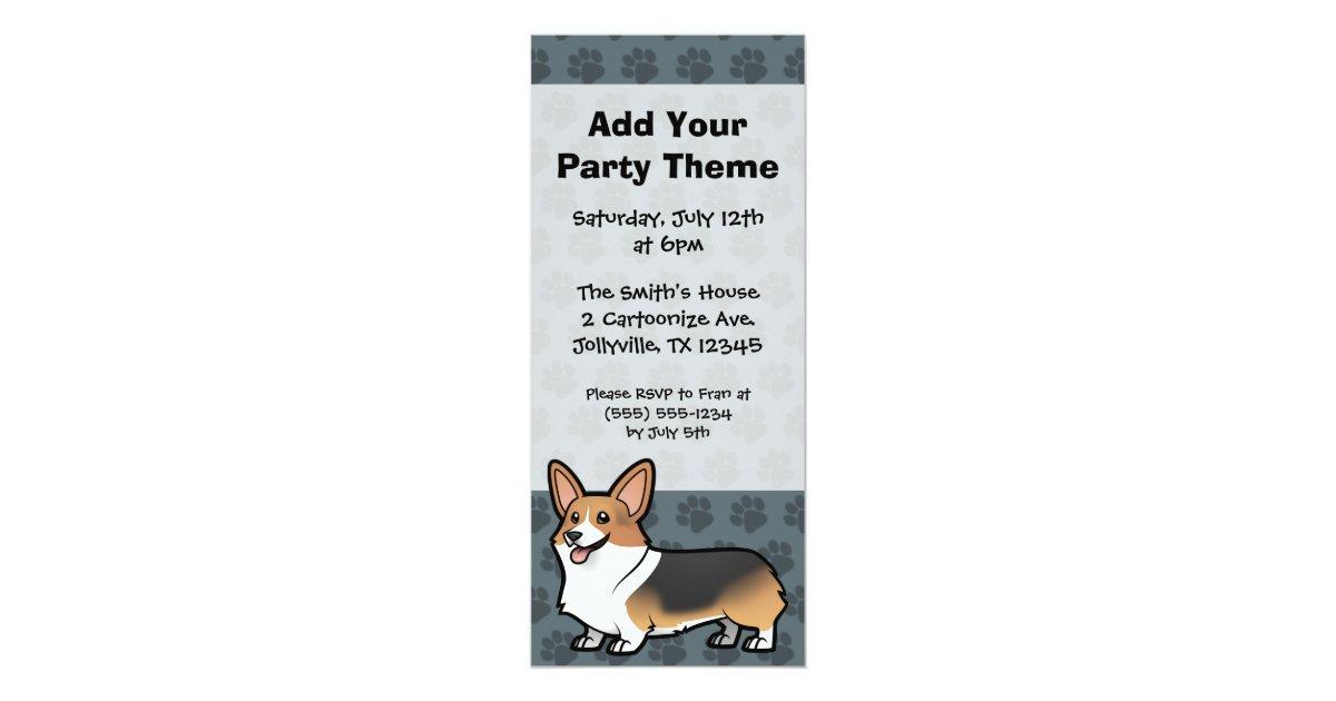 concevez votre propre animal familier carton d 39 invitation