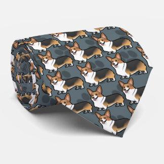 Concevez votre propre animal familier cravates