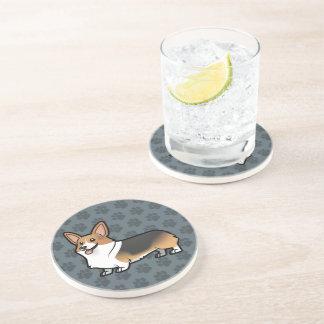 Concevez votre propre animal familier dessous de verres