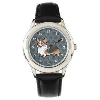 Concevez votre propre animal familier montres bracelet