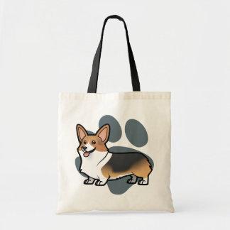 Concevez votre propre animal familier sacs en toile