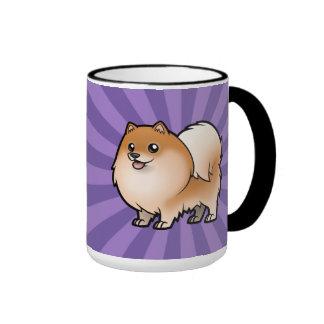 Concevez votre propre animal familier mugs à café