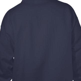Concevez votre propre bleu marine pulls avec capuche