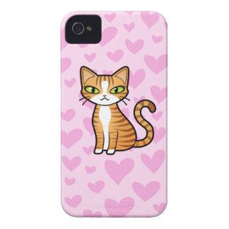 Concevez votre propre chat de bande dessinée (les coques Case-Mate iPhone 4