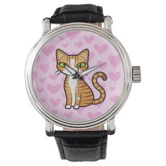 Concevez votre propre chat de bande dessinée (les montres