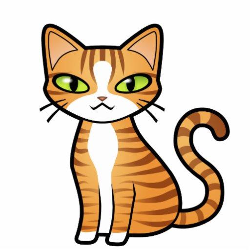 concevez votre propre chat de bande dessin e photo