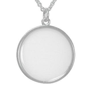 Concevez votre propre collier d'argent sterling