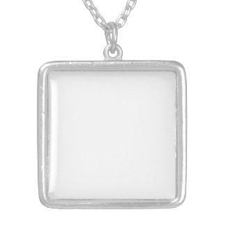 Concevez votre propre collier plaqué par argent