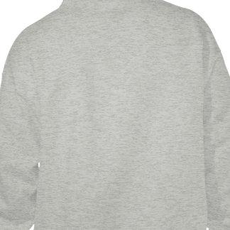 Concevez votre propre gris pull avec capuche