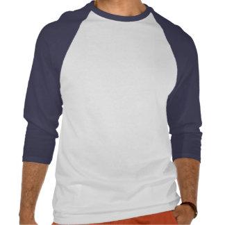 Concevez votre propres blanc et bleu royal t-shirt