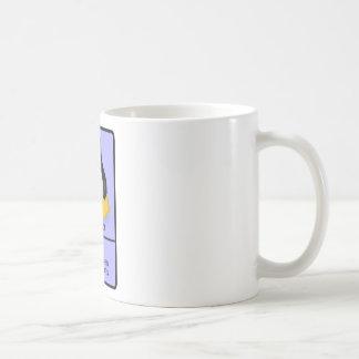 Conçu pour Linux Tasses À Café
