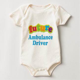 Conducteur d'ambulance (avenir) pour l'enfant body