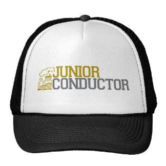 Conducteur de train junior casquettes