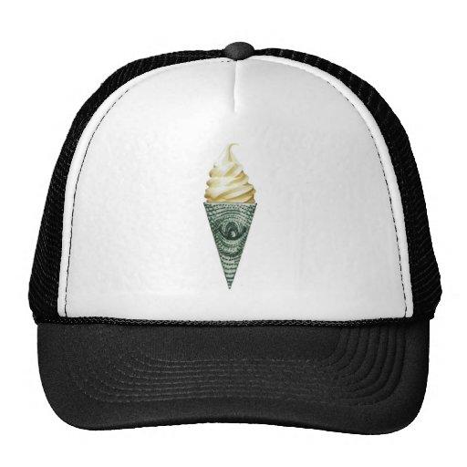 cône d'illuminati casquette