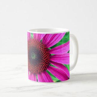 Coneflower pourpre renversant mug