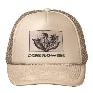 Coneflowers Casquettes