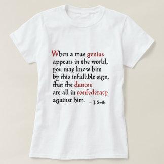 Confederacy des cancres t-shirt