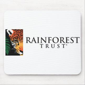 Confiance Mousepad de forêt tropicale Tapis De Souris