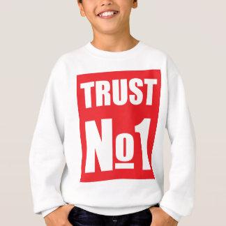 Confiance personne sweatshirt