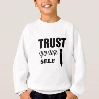 confiance sweatshirt