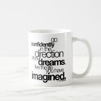 confidently-thoreau-stiles* mug