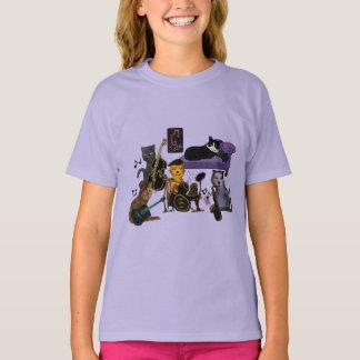 Confiture fraîche de chats t-shirt