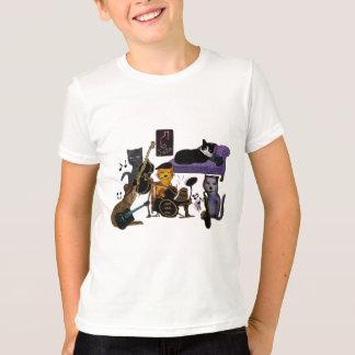 Confiture fraîche de chats t-shirts