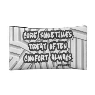 Confort de festin de traitement de citation de trousse de toilette