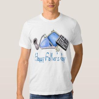 Conforts de maison - chemise heureuse de fête des t-shirt