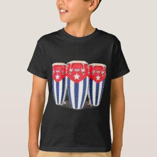 Congas cubaines t-shirt