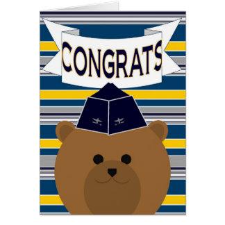Congrats pour votre Armée de l'Air préférée ! Cartes