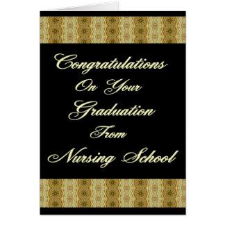 Congratuations sur votre obtention du diplôme de s carte de vœux