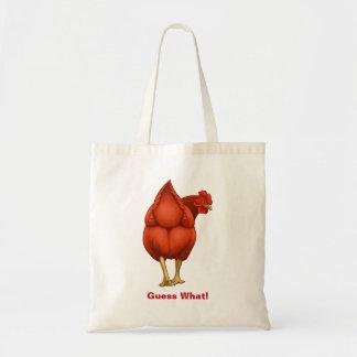 Conjecture drôle quelle poule de rouge de bout de sacs