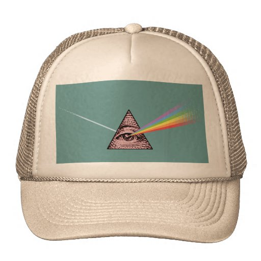Conjonctivite Illuminatis Casquette