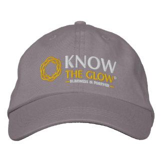 Connaissez la casquette de baseball de lueur