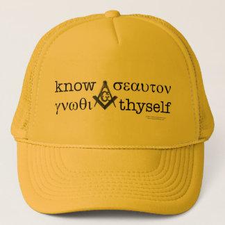 Connaissez le casquette de camionneur de Thyself