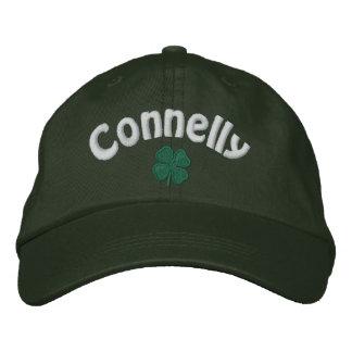 Connelly - trèfle de quatre feuilles - customisé casquette brodée