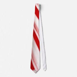 Connexion de Candycane Cravate