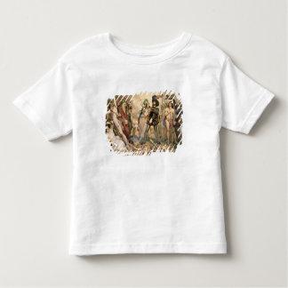 Conquête du Mexique T-shirt Pour Les Tous Petits