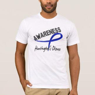 Conscience 3 de la maladie de Huntington T-shirt