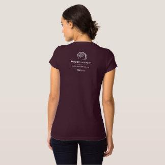 Conscience Bella de MdDS+T-shirt de V-Cou du T-shirt