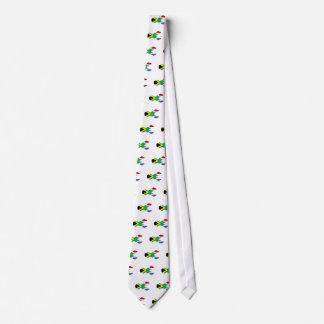 Conscience d'aides cravate customisée
