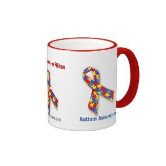Conscience de Cancer Mug Ringer