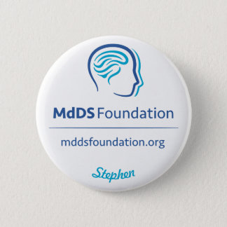 "Conscience de MdDS 2 1/4"" bouton Badges"