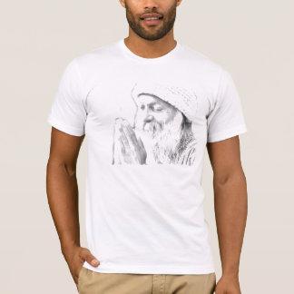 conscience spirituelle de méditation de T-shirt de