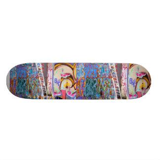 Conseil d'art de rue plateaux de skateboards