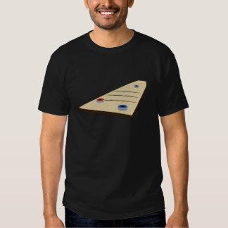 Conseil de pas traînant t-shirts