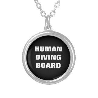CONSEIL DE PLONGÉE HUMAIN BIJOUTERIE PERSONNALISÉE