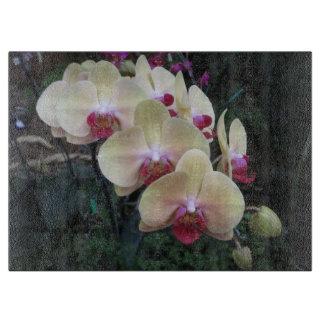 Planches d couper orchid e planches d couper en verre for Decouper du verre